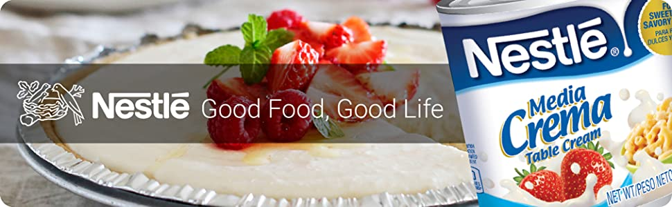 Nestle, Good Food, Good Life