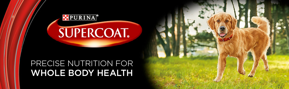 Supercoat Precise Nutrition for Whole Body Health