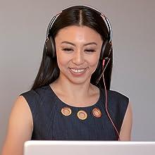 platonic speaker call focus comfortable accessories