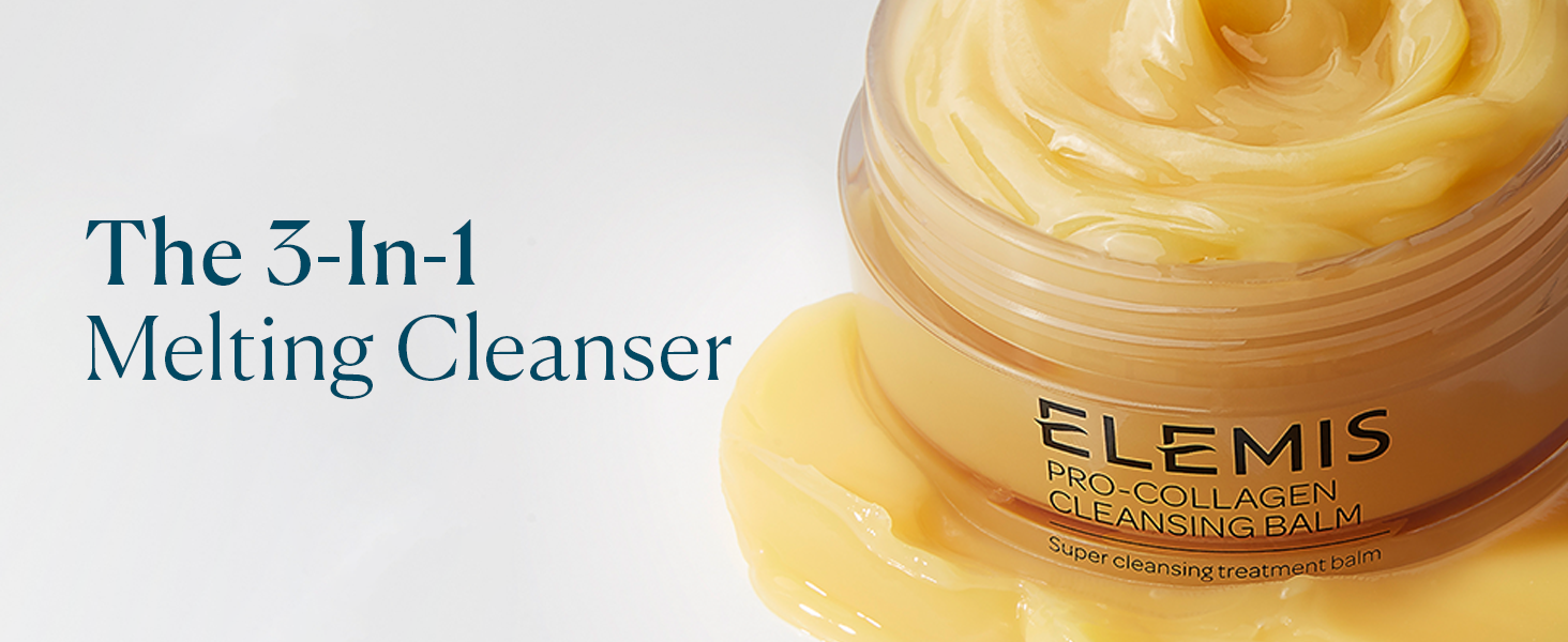 Pro-Collagen Cleansing Balm - 3n1 Melting Cleanser