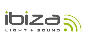 PORT12VHF-MKII banner met logo ibiza Light and Sound