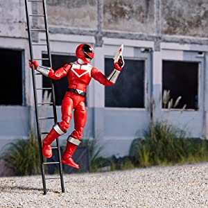 Wesley collins; time force red; action figure; mighty morphin; toys for boys; ninja toys; 90s toys