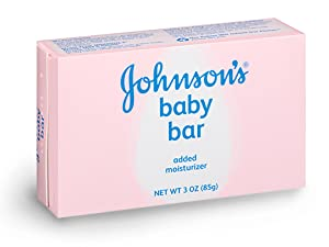 Baby Bar Enriched with Moisturizers