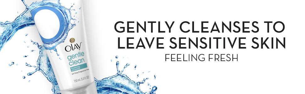 Everyday Gentle Clean for Sensitive Skin