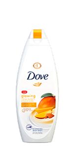 Dove Mango + Almond Butter Body Wash