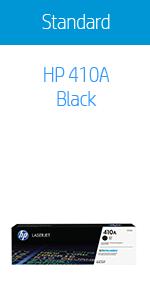 toner cartridge pages high yield black cyan magenta yellow original 410A 410X
