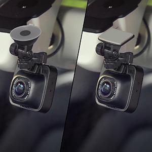 AUKEY Cámara de Coche Full HD 1080P Dash Cam Supercondensador y ...