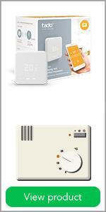 smart thermostat, intelligent heating
