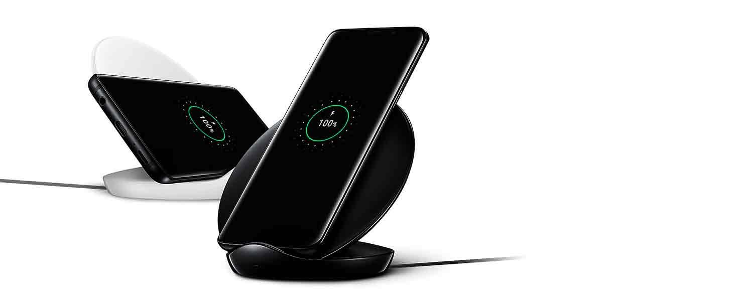Samsung EP-N5100BBEGWW - Cargador Inalámbrico, Negro