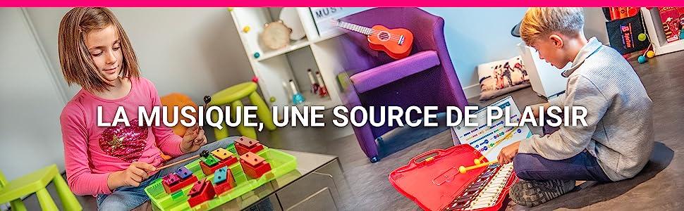 fuzeau, edition, eveil, muscial, instruments, livre, couleurs, audio, musique, support, musicaux