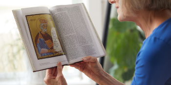 Orthodox Study Bible Inside Icon Ancient Christianity