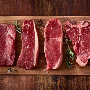 steak, knorr, jus