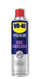 WD40 Bike Degreaser