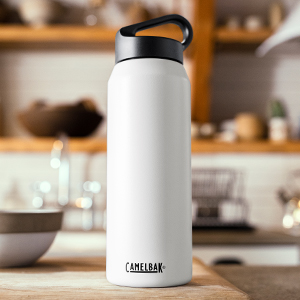 camelbak, stainless steel bottle, reusable bottle, water bottle, insulated bottle, large bottle