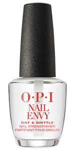 OPI Nail Envy Nail Strengthening Treatment Nail Care Nail Lacquer Base Coat Dry Brittle Nails