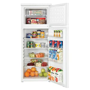 Danby Cu Ft Apartment Size Refrigerator With