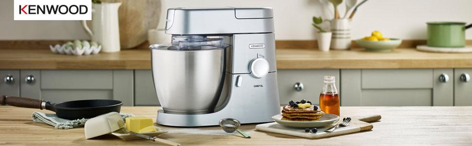 Kenwood Chef XL; Stand Mixer; Kitchen Machine; KVL4100S;