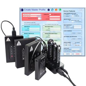 Program Multiple Aegis Secure Keys Simultaneously with the Aegis Configurator
