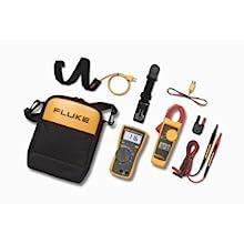 Fluke, HVAC, 116, 323, Clamp Meter, Digital Multimeter, True-rms, 80BK-a