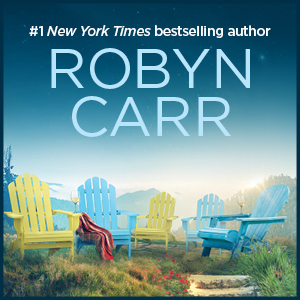 #1 New York Times bestselling author Robyn Carr