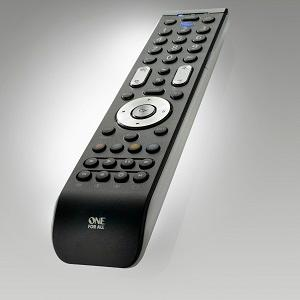 One For All URC7130 - Mando a distancia Universal Essence 3 para 3 ...