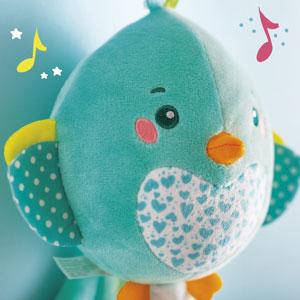 Clementoni Soft Bird carillon