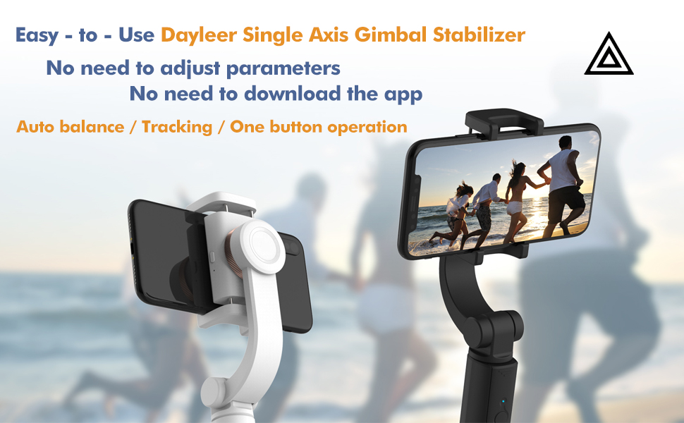 Zyyqt Handheld Stabilizers Stabilizer Handheld Shooting Pan//tilt Video Recording Anti-Shake Physical Balance Tripod Selfie Stick Bluetooth Remote Control Multi-Function Anti-Shake Head