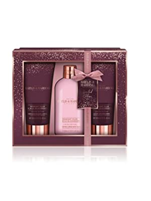 Baylis & Harding Midnight Plum & Wild Blackberry Luxury Bathing Gift Set