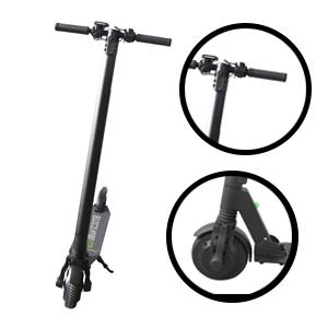 PRIXTON - Patinete Electrico para Adulto/Patinetes Electricos con Ruedas de 6,5 Pulgadas   Eco Urban Scooter SCO652