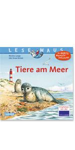 Tiere am Meer