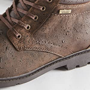 waterproof boots, non slip boots, leather boots, comfort boots
