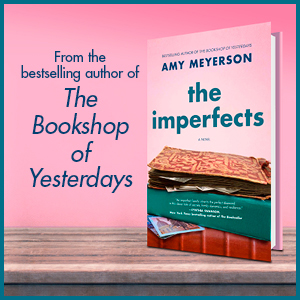 imperfects literary fiction books amy meyerson Florentine Diamond fun beach read vacation