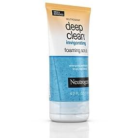 Works deep so skin feels extra clean