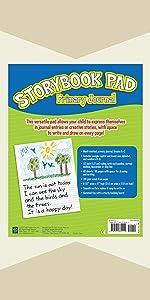 Storybook Pad