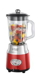 Russell Hobbs Retro 25180-56 - Robot de cocina 850 W, vaso ...