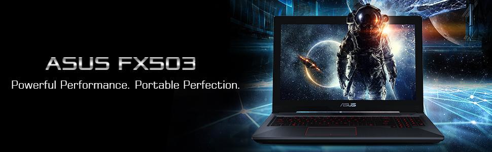 ASUS FX503VD Black Intel Core i7 7700HQ 2 8GHZ 16GB RAM 1TB HDD + 8GB SSHD  15 6 FHD Wireless 4GB