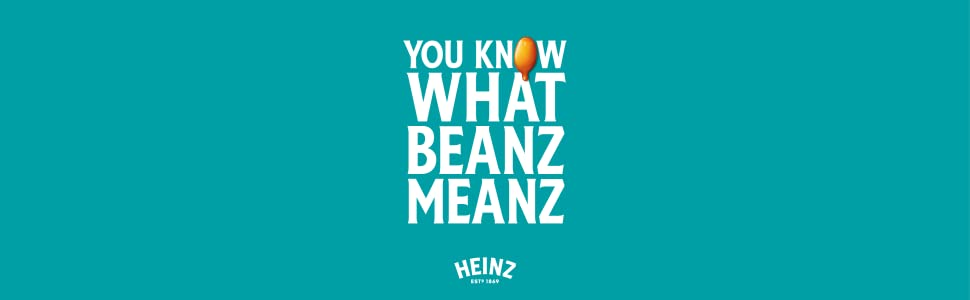 Heinz You Know What Beanz Meanz Banner