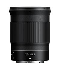 NIKKOR Z 24mm f/1.8