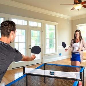 Amazon Com Franklin Sports Spyder Pong Sports Amp Outdoors