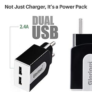 2.4A dual port-2