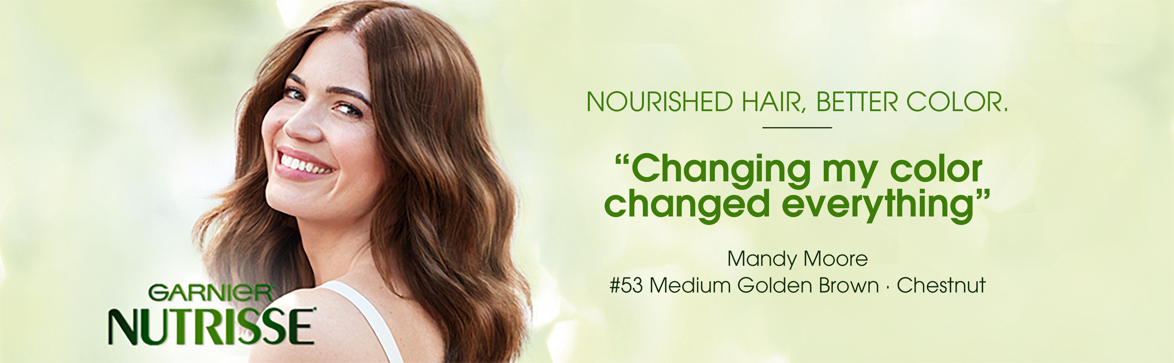 Amazon.com: Garnier Nutrisse Hair Color #69 Intense Auburn (Pack of ...