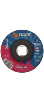Tiger AO Grinding Wheels for Bosch Grinders
