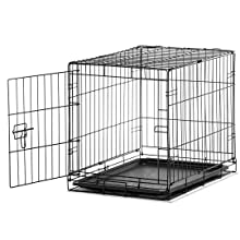 open wire dog crate