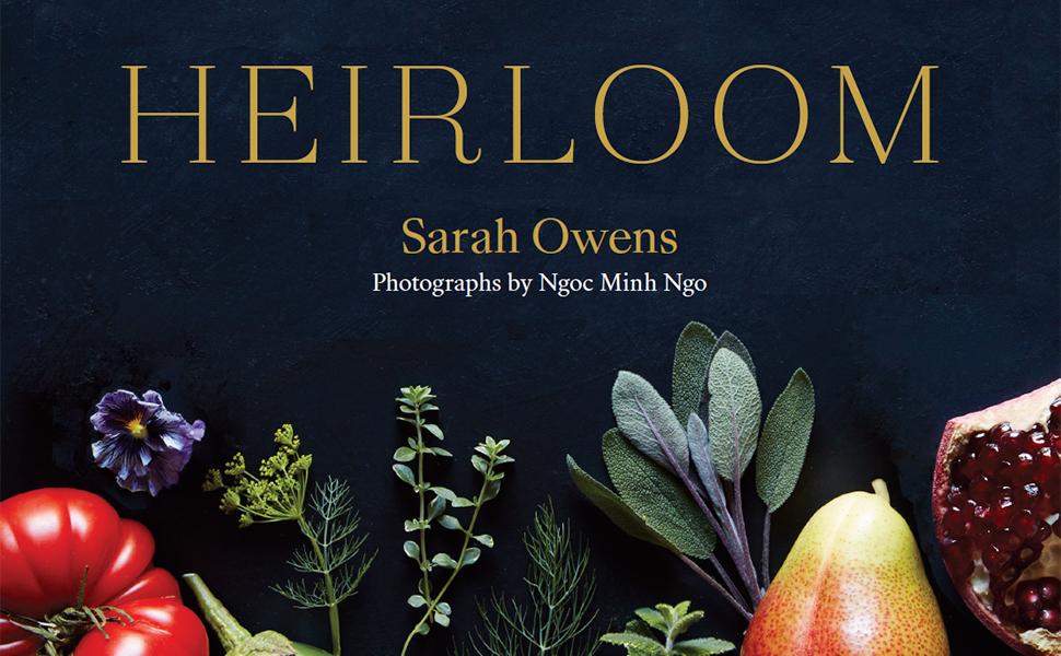 heirloom sarah owens cookbook