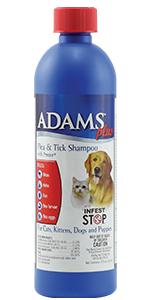 flea and tick shampoo