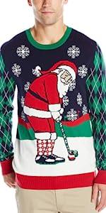 Christmas Sweater Men 4