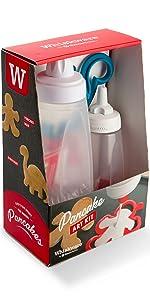 Pancake Art Kit