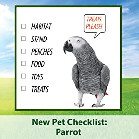 Amazon.com: Kaytee Fiesta Parrot Food, -: Mascotas