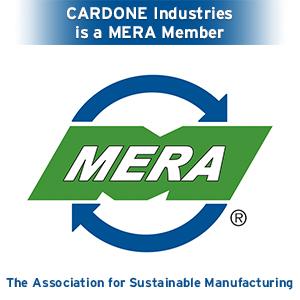 MERA; Cardone; Sustainability; Window Lift Motors; Remanufacture