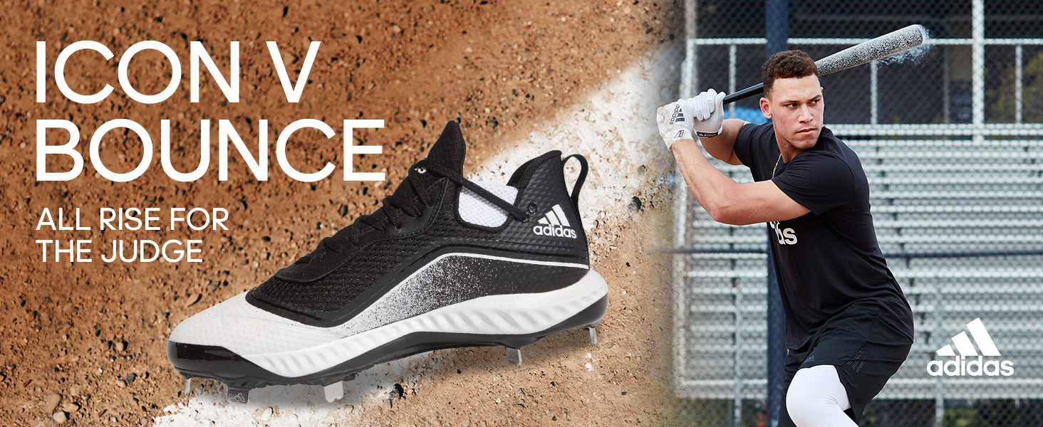 Icon V Bounce Cleats All Rise for the Judge